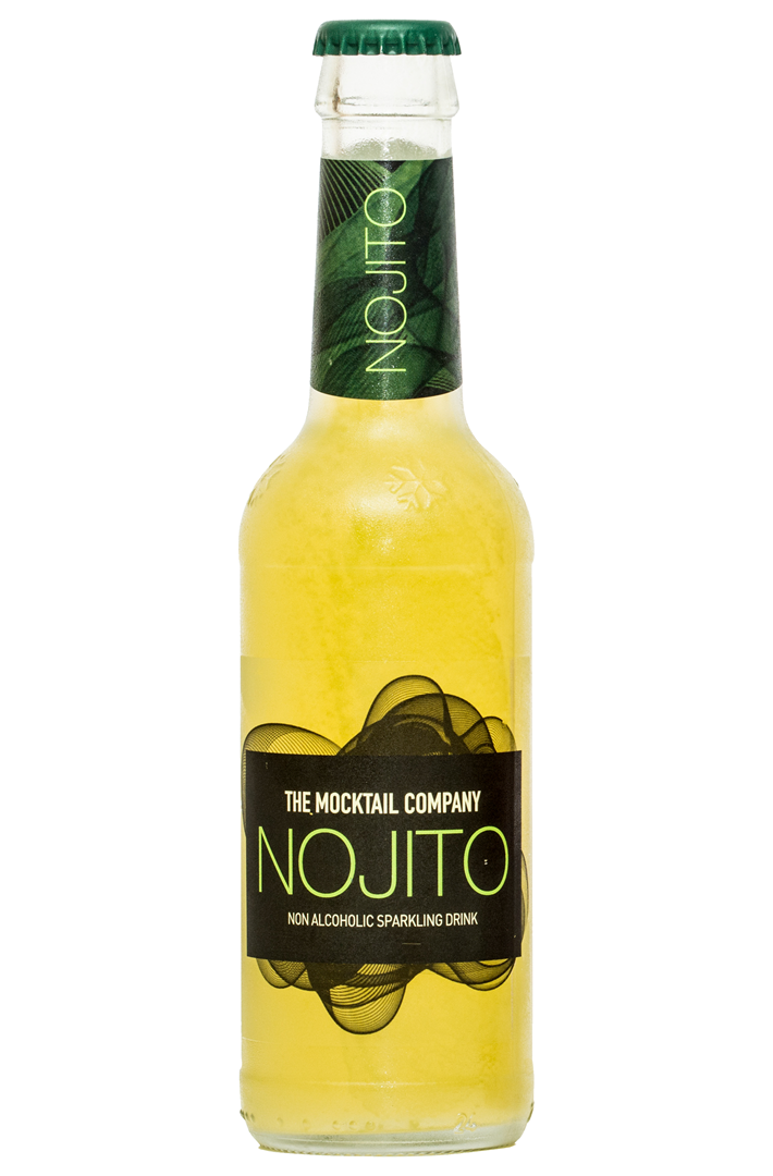 Productafbeelding the Mocktail company frisdrank nojito 275ml fles
