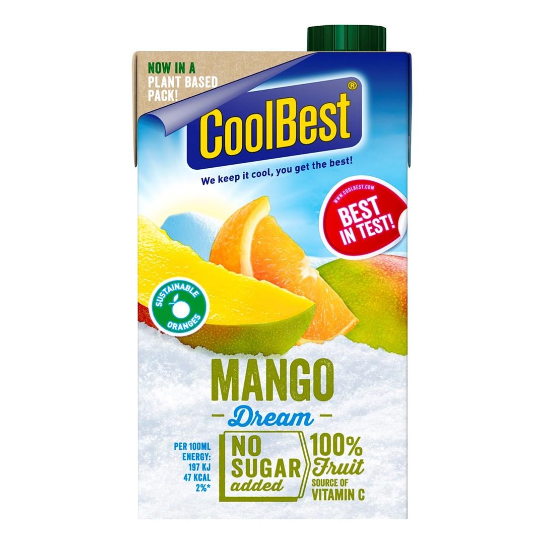 Productafbeelding Coolbest Mango Dream 500 ml pak