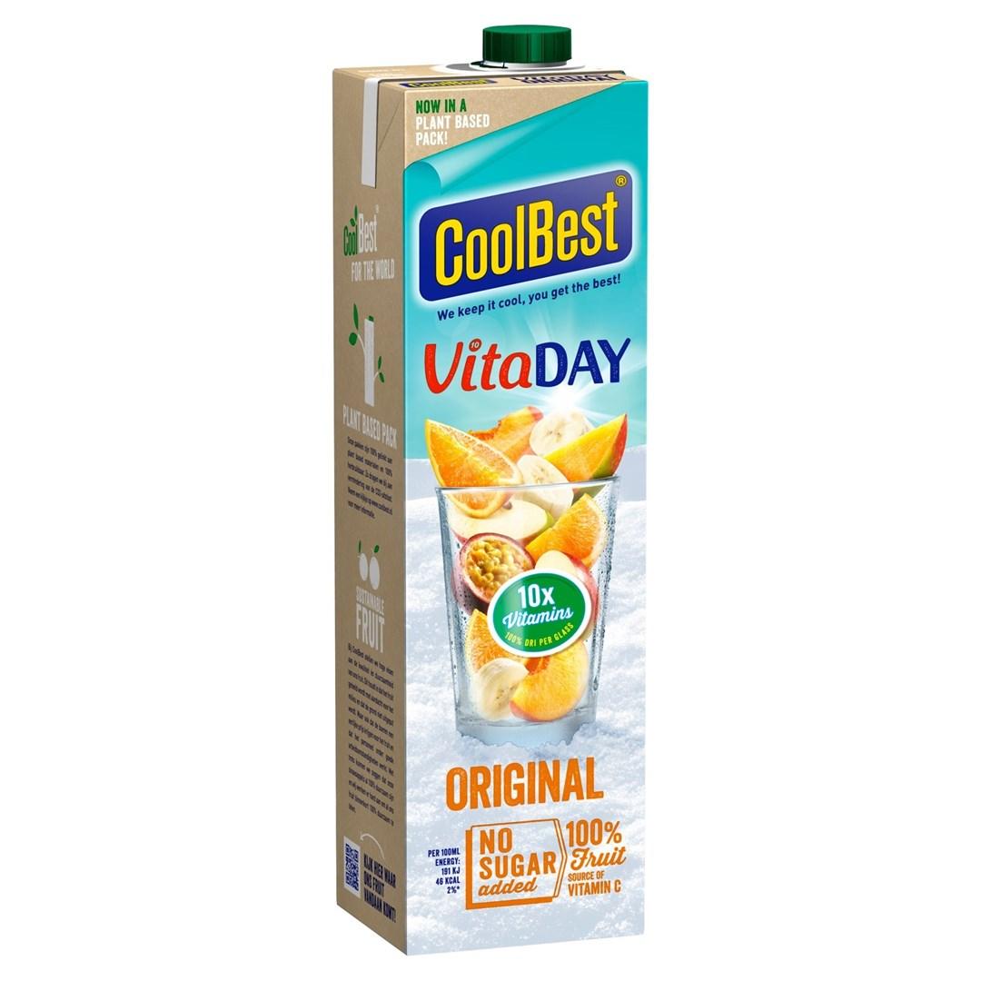 Productafbeelding Coolbest VitaDay Original 1 lt pak