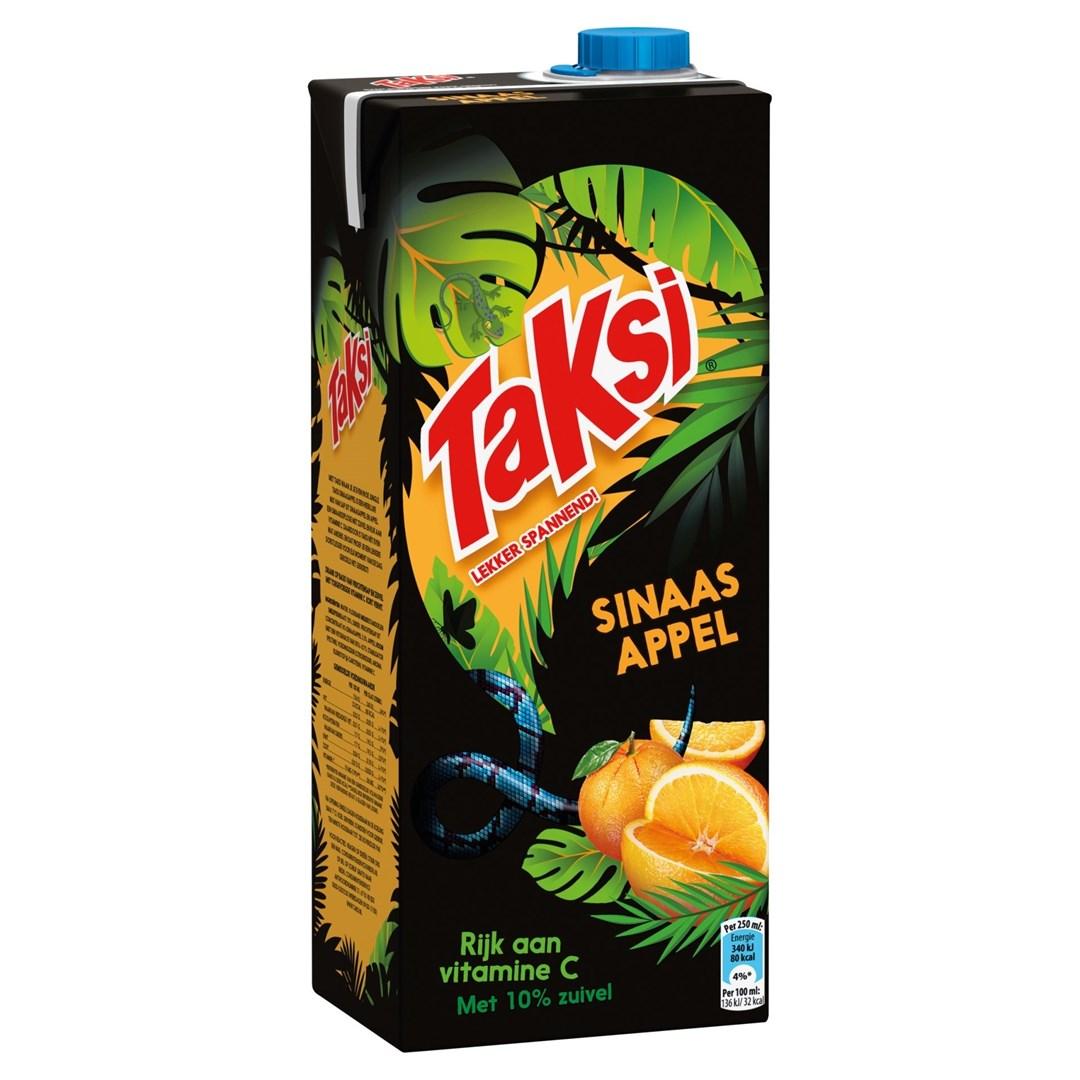 Productafbeelding Taksi vruchtendrank sinaasappel 1,5 lt pak