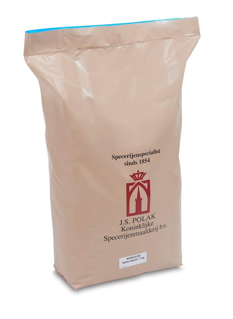 Productafbeelding Basilicum 5 kg zak
