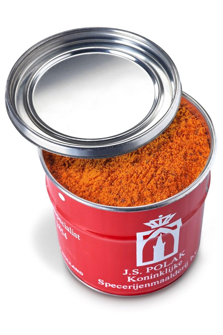 Productafbeelding Pestokruiden rood 1 kg blik