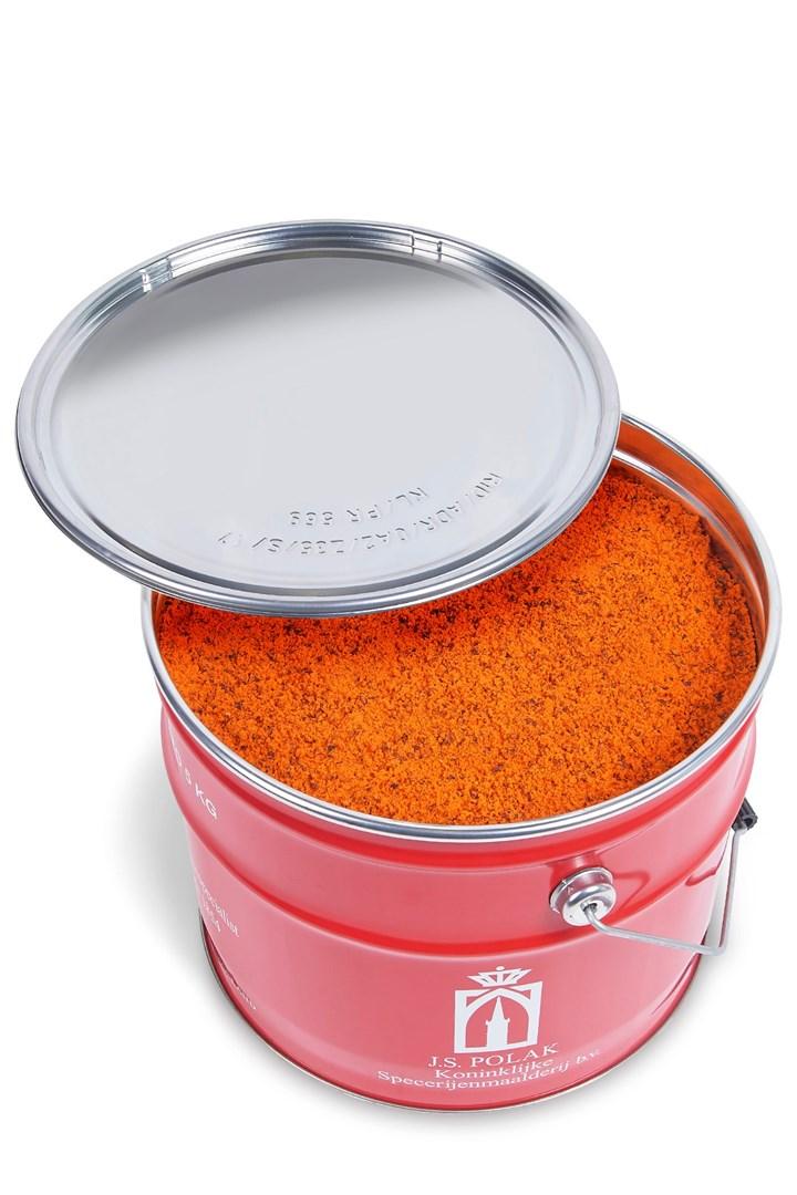 Productafbeelding Pestokruiden rood 5 kg blik