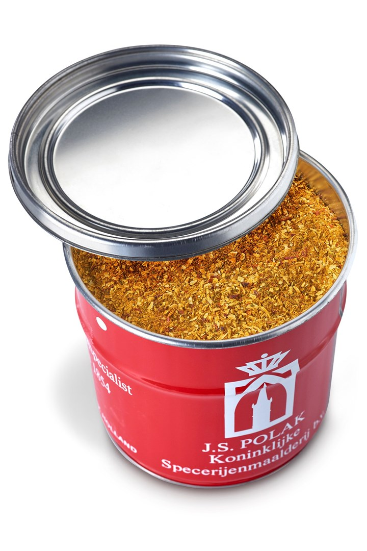 Productafbeelding Mexicaanse kruiden 1 kg blik