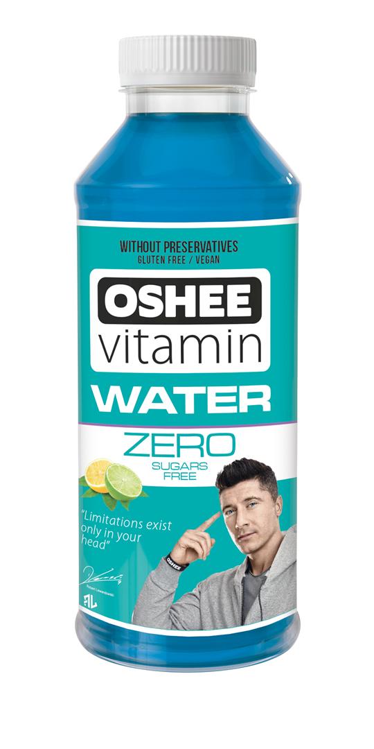 Productafbeelding Oshee vitamine water zero 555ML fles