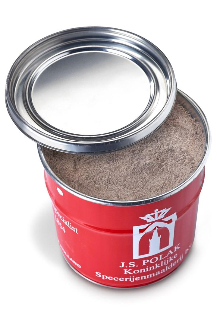 Productafbeelding Cardamonzaad gemalen 1 kg blik