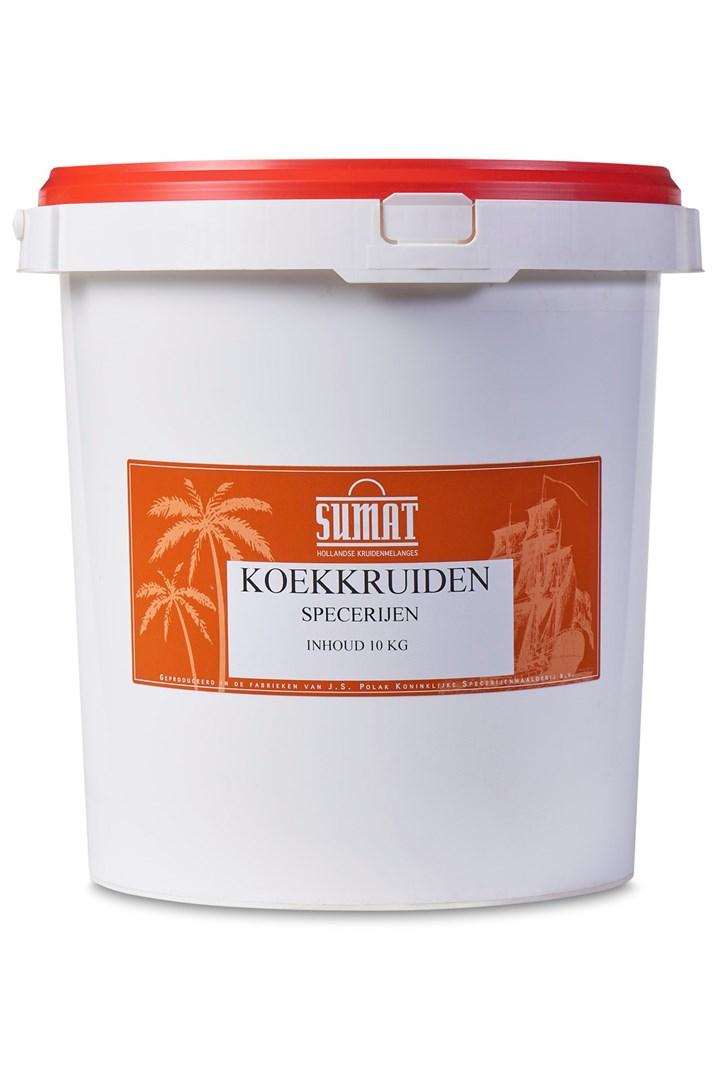 Productafbeelding Koekkruiden Sumat 10 kg emmer