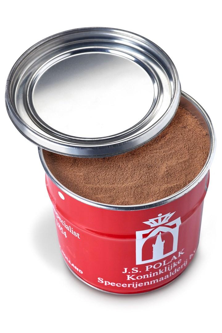 Productafbeelding Piment gemalen 1 kg blik