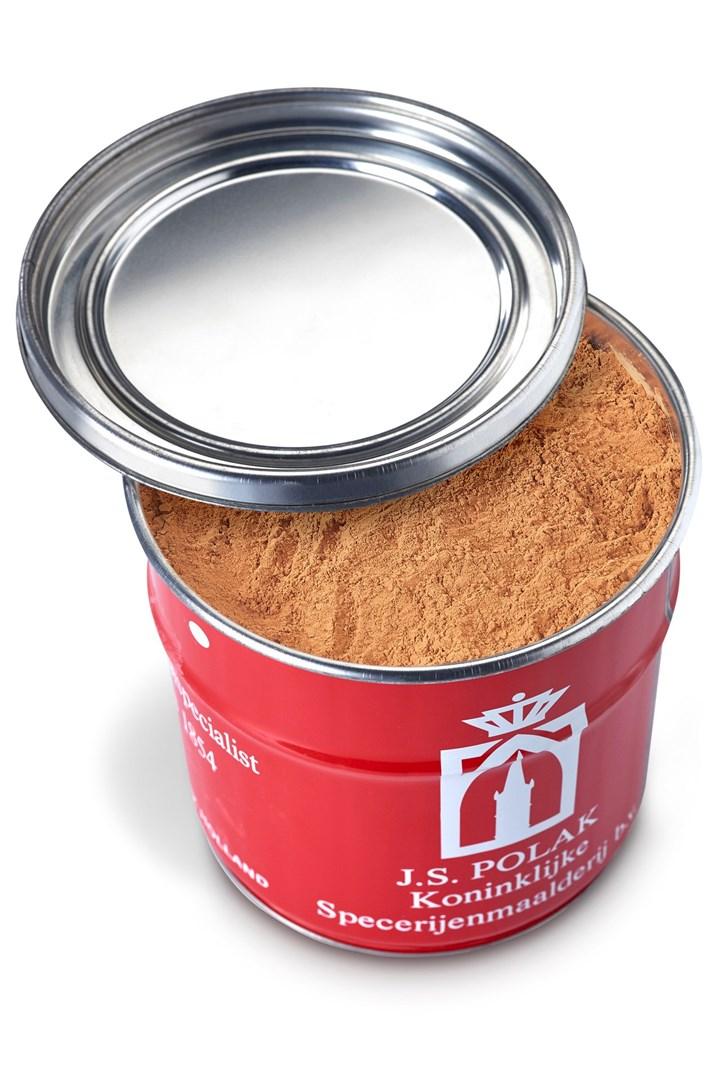 Productafbeelding Kaneel gemalen biologisch 1 kg blik