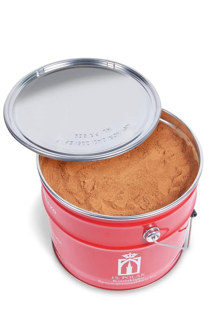 Productafbeelding Kaneel gemalen biologisch 5 kg blik