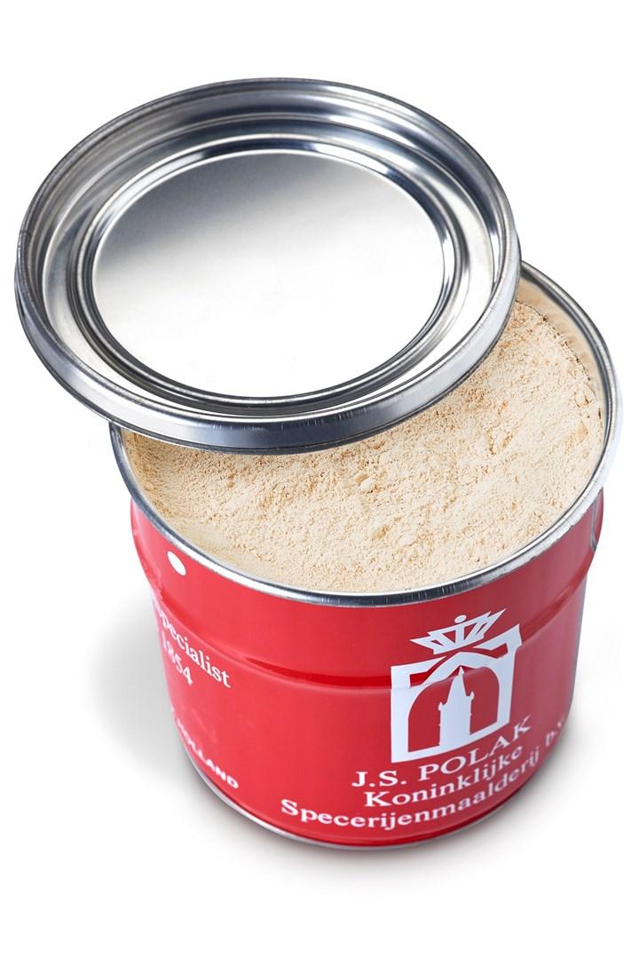 Productafbeelding Gember gemalen biologisch 1 kg blik
