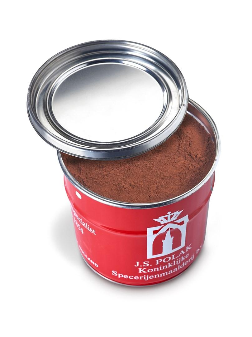 Productafbeelding Bourbon Vanille gemalen 1 kg blik