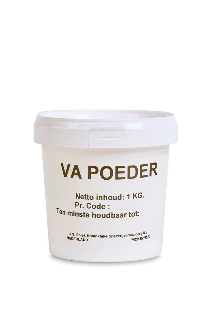 Productafbeelding Va poeder 1 kg pot