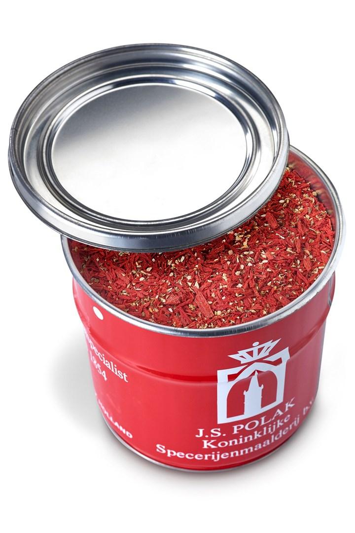 Productafbeelding Bruschetta mix biologisch 1 kg blik