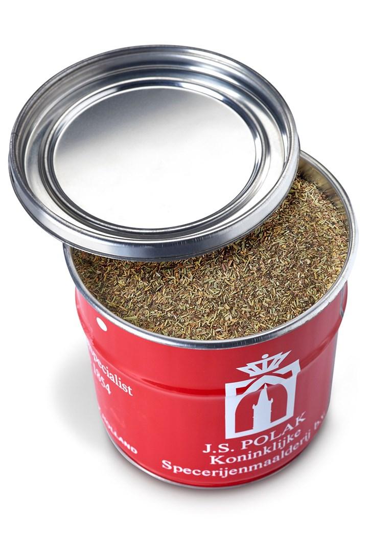 Productafbeelding Provencaalse kruiden biologisch 0,75 kg blik
