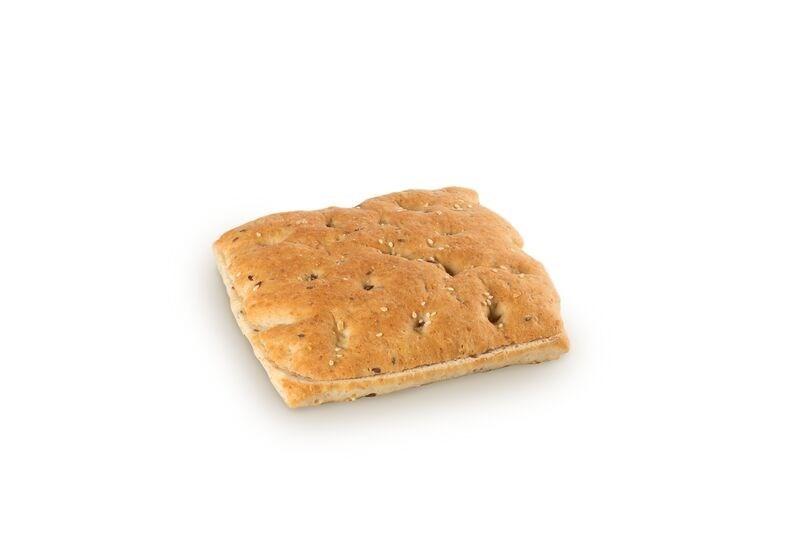 Productafbeelding L106 Focaccia Toast Granen Voorgesneden