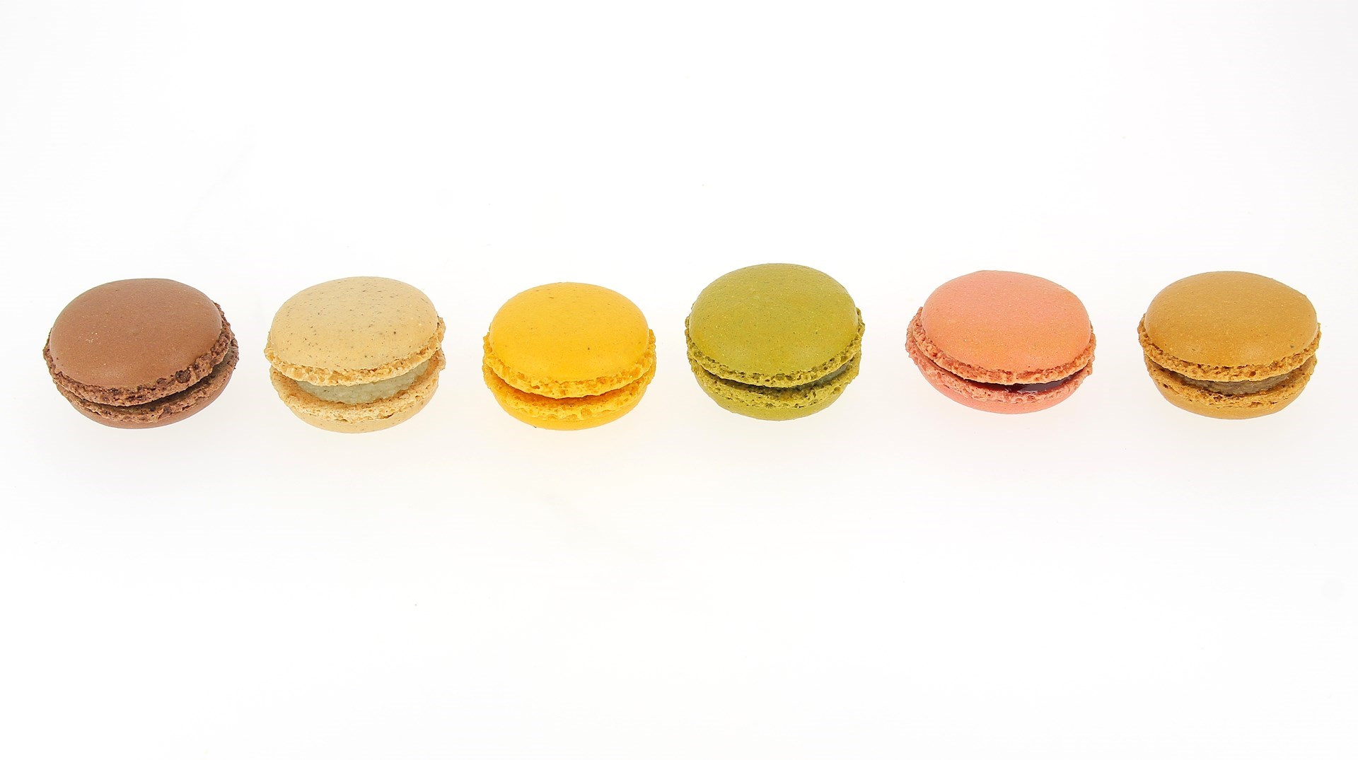 Productafbeelding Macarons Classiques