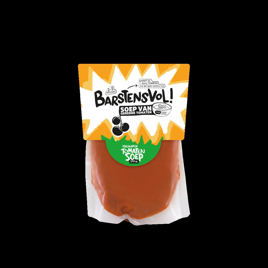 Productafbeelding Italiaanse tomatensoep 570ml