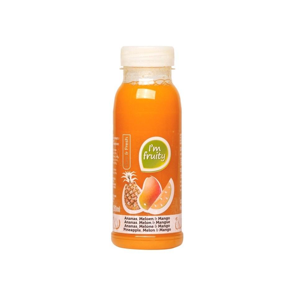 Productafbeelding Ananas-Meloen-Mango-Passie 250ml