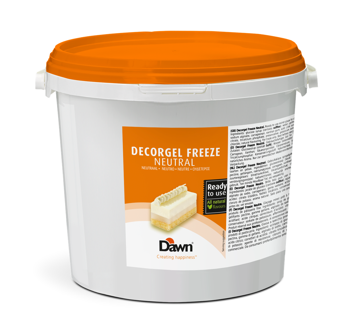 Productafbeelding Dawn Decorgel Freeze Neutraal 7 kg emmer