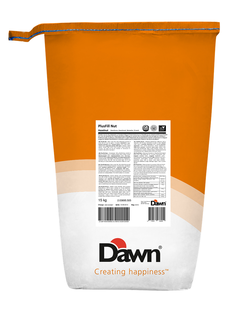 Productafbeelding Dawn PlusFill Hazelnoot 15 kg zak