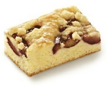 Productafbeelding Plum crumble cake (21P)