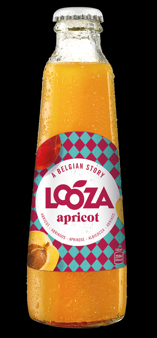 Productafbeelding Looza vruchtensap apricot 20cl fles