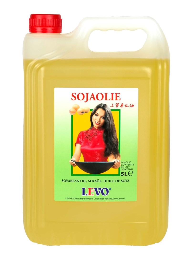 Productafbeelding Sojaolie 5 liter can