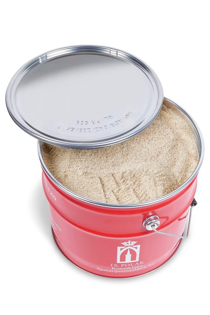 Productafbeelding Peper wit gemalen 5 kg blik