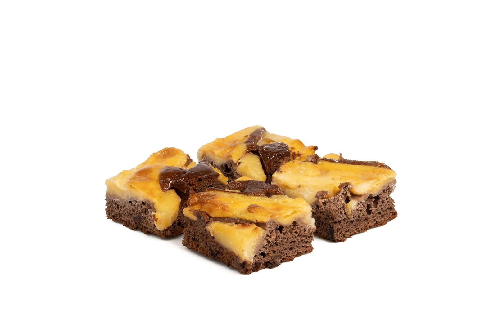 Productafbeelding Plaatgebak Chocolade Peren Mini