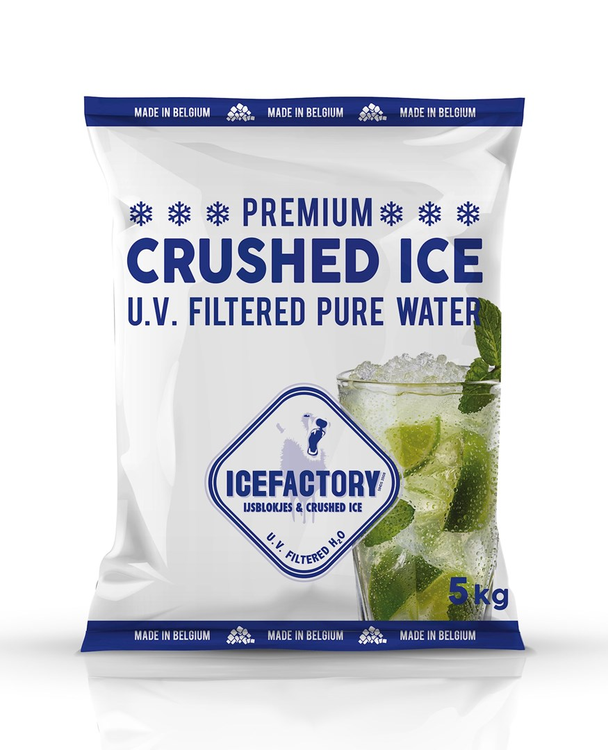 Productafbeelding Icefactory Crushed ice 2 kg