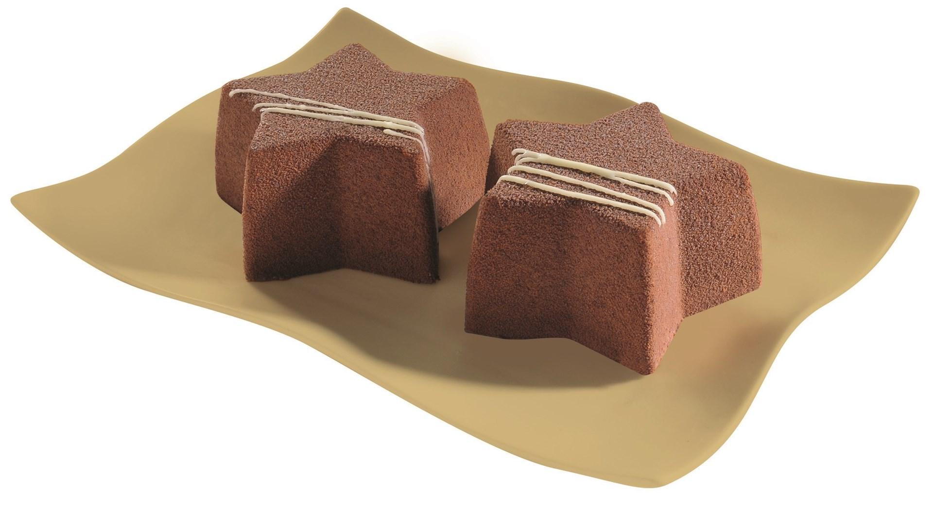 Productafbeelding Kerst ijssterren Chocolade/Salted Caramel