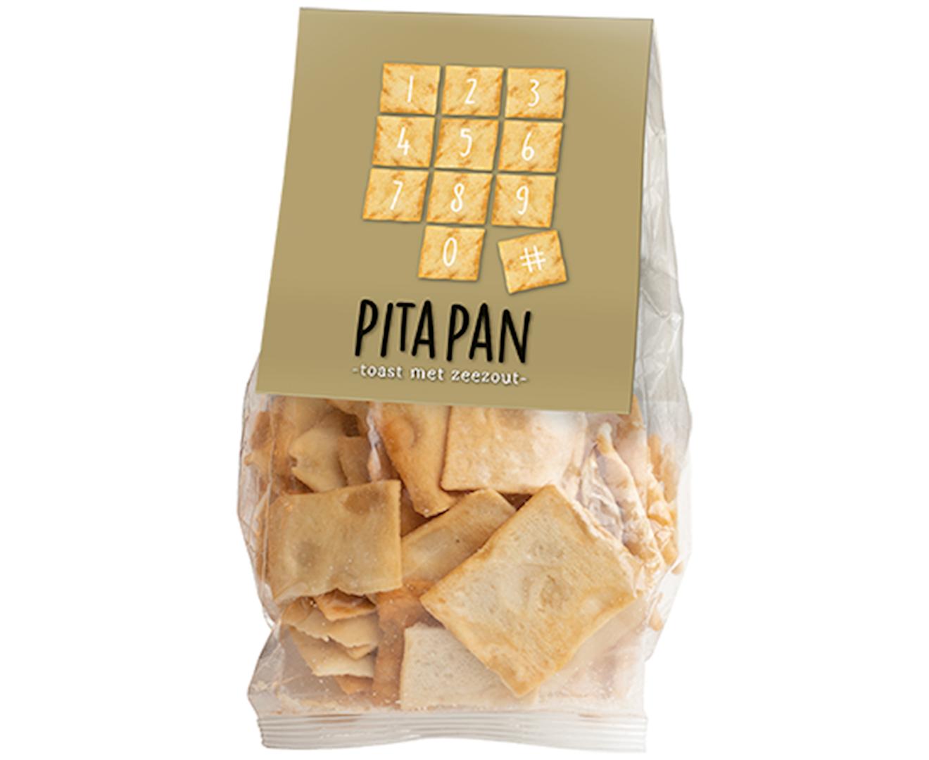 Productafbeelding Pita Pan toast Goud 150g stazak