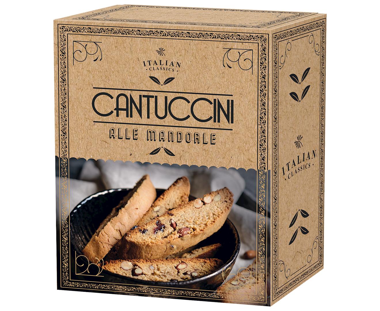 Productafbeelding Cantuccini Italian classics 100g doos