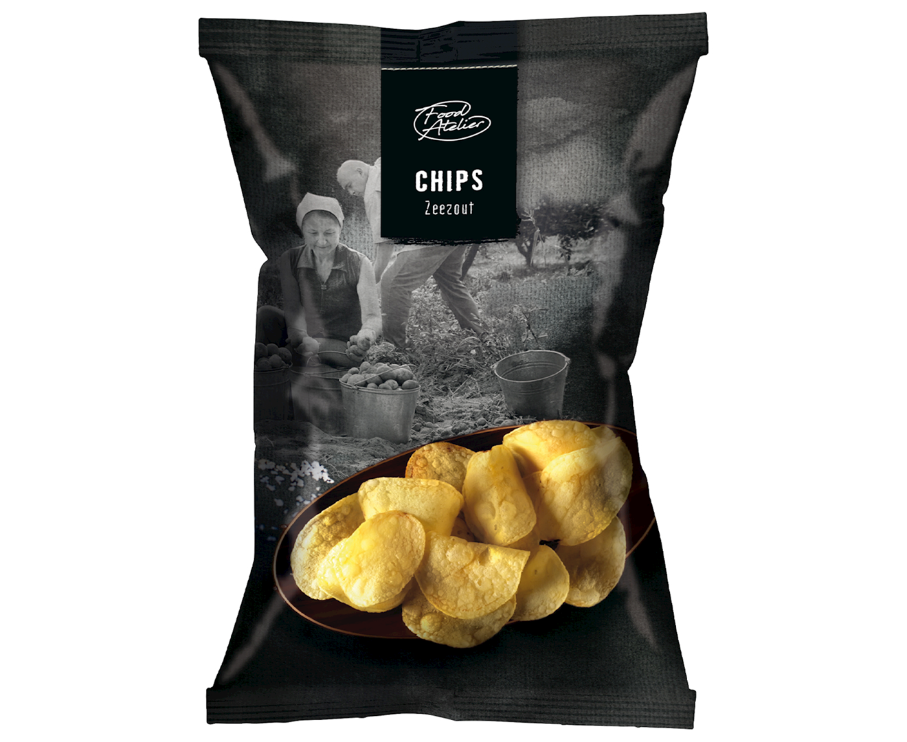 Productafbeelding Chips Food atelier 90g zak