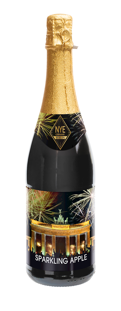 Productafbeelding Sparkling appelsap New years eve 750ml fles