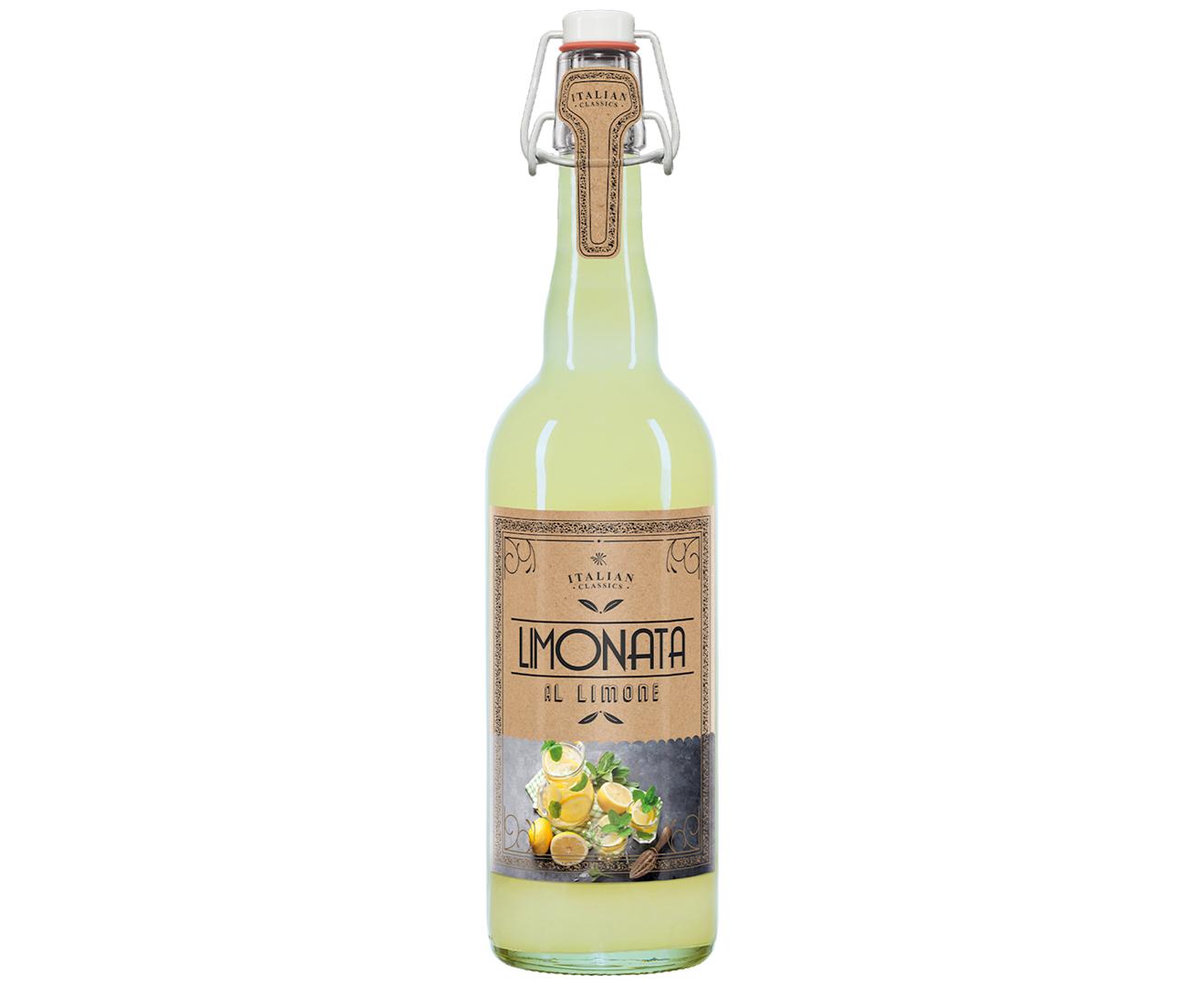 Productafbeelding Limonade Italian classics 750ml fles