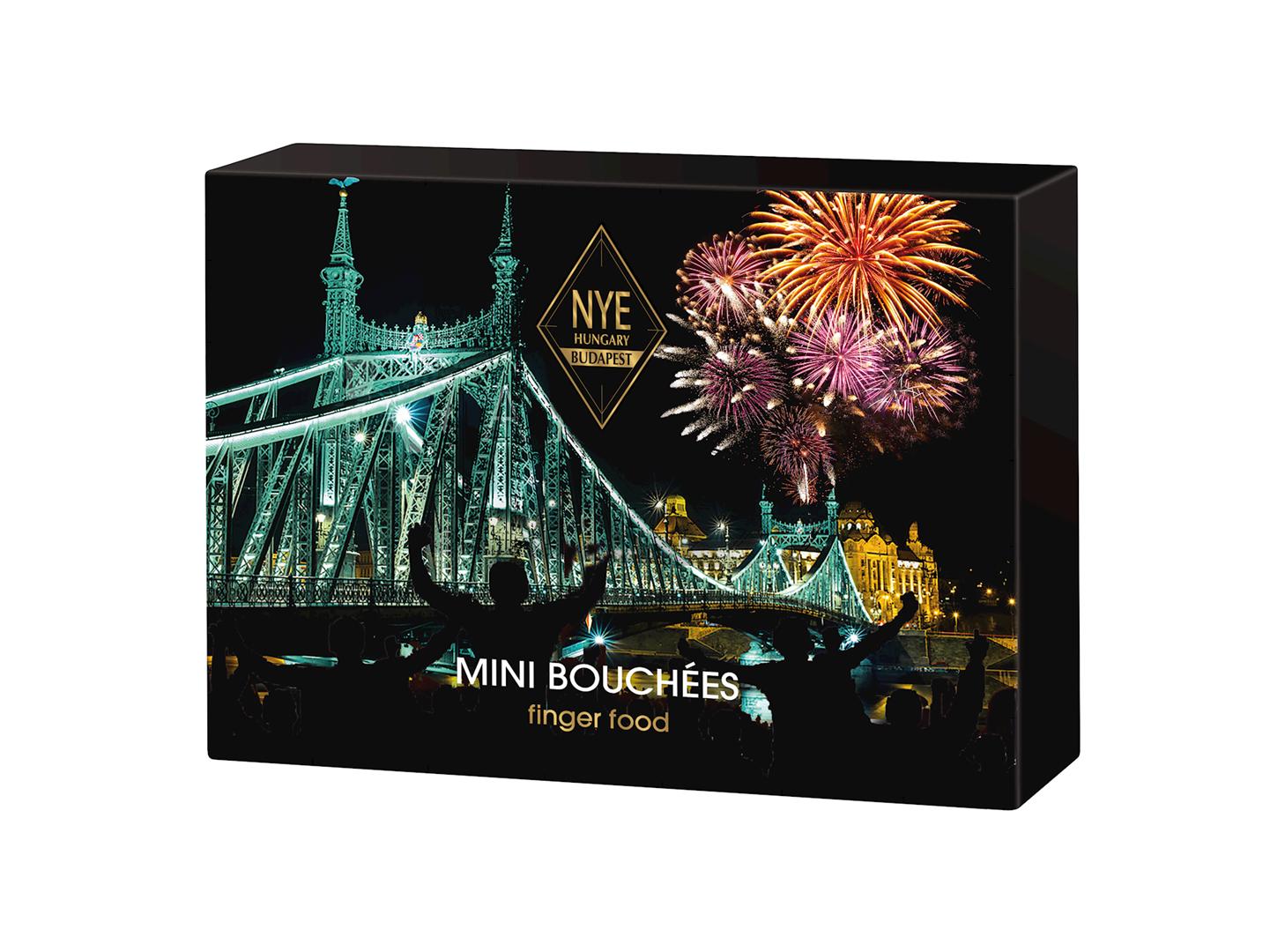 Productafbeelding Mini bouchees New years eve 66g doos