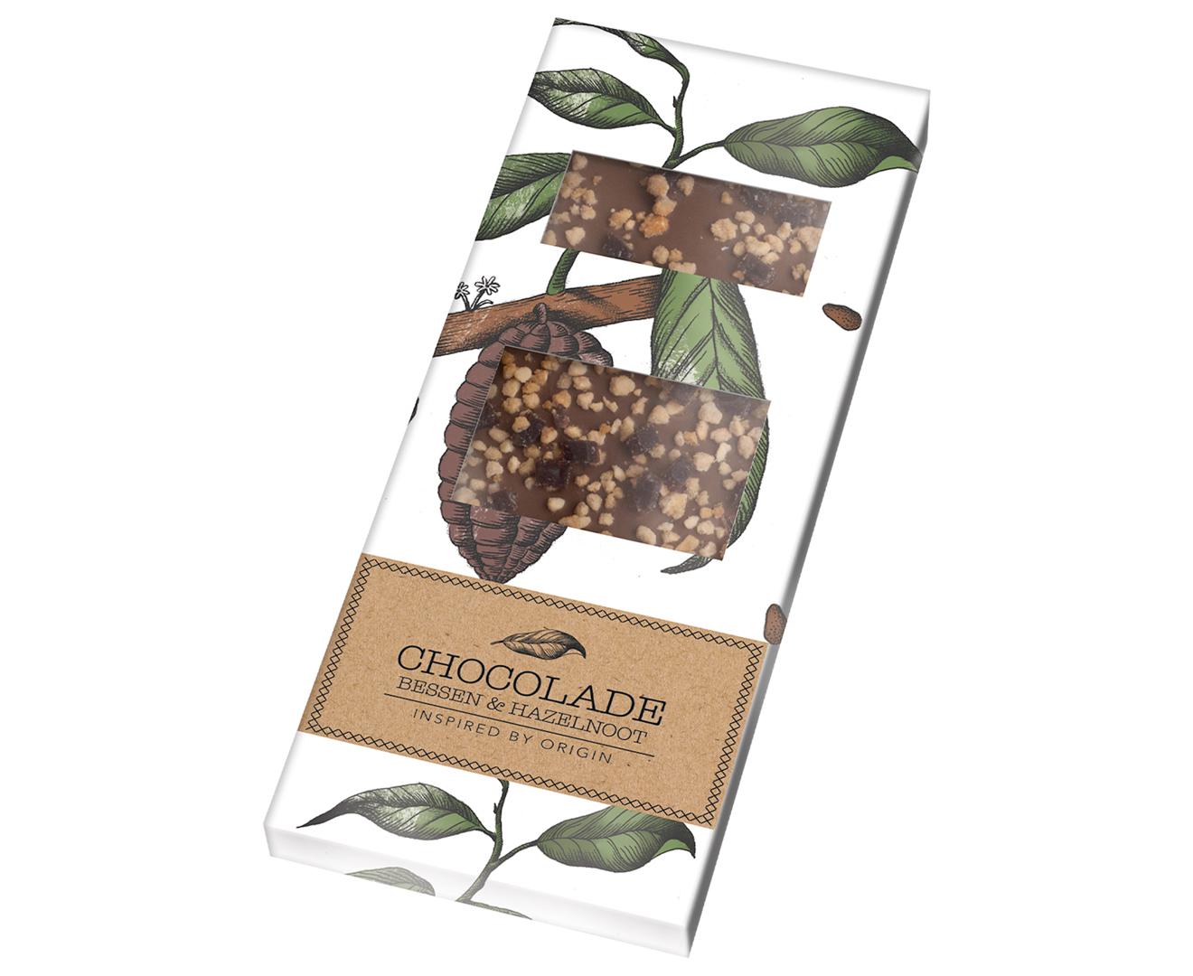 Productafbeelding Chocoladereep Inspired by origin 80g doos