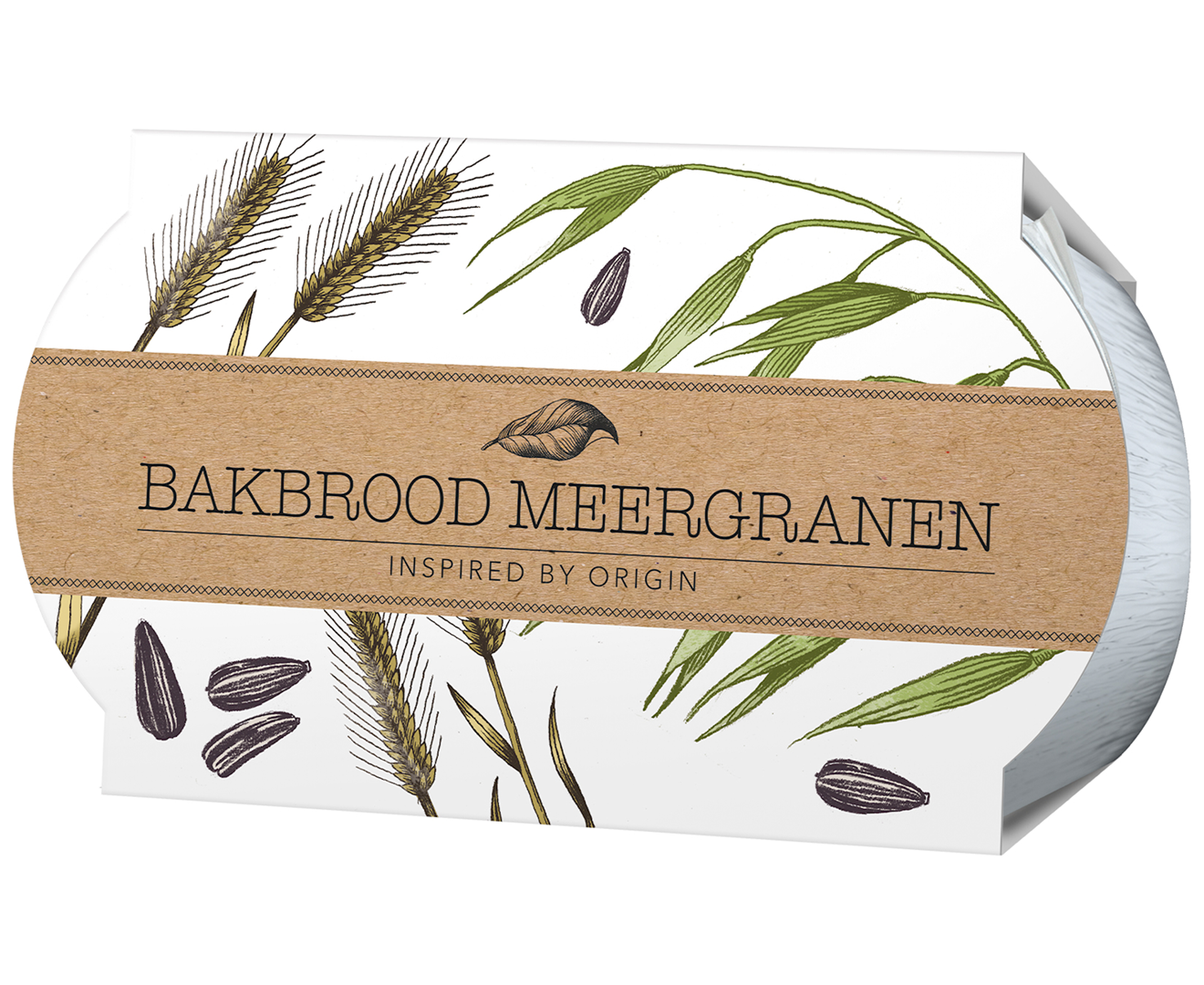 Productafbeelding Bakbrood Inspired by origin 350g verpakt