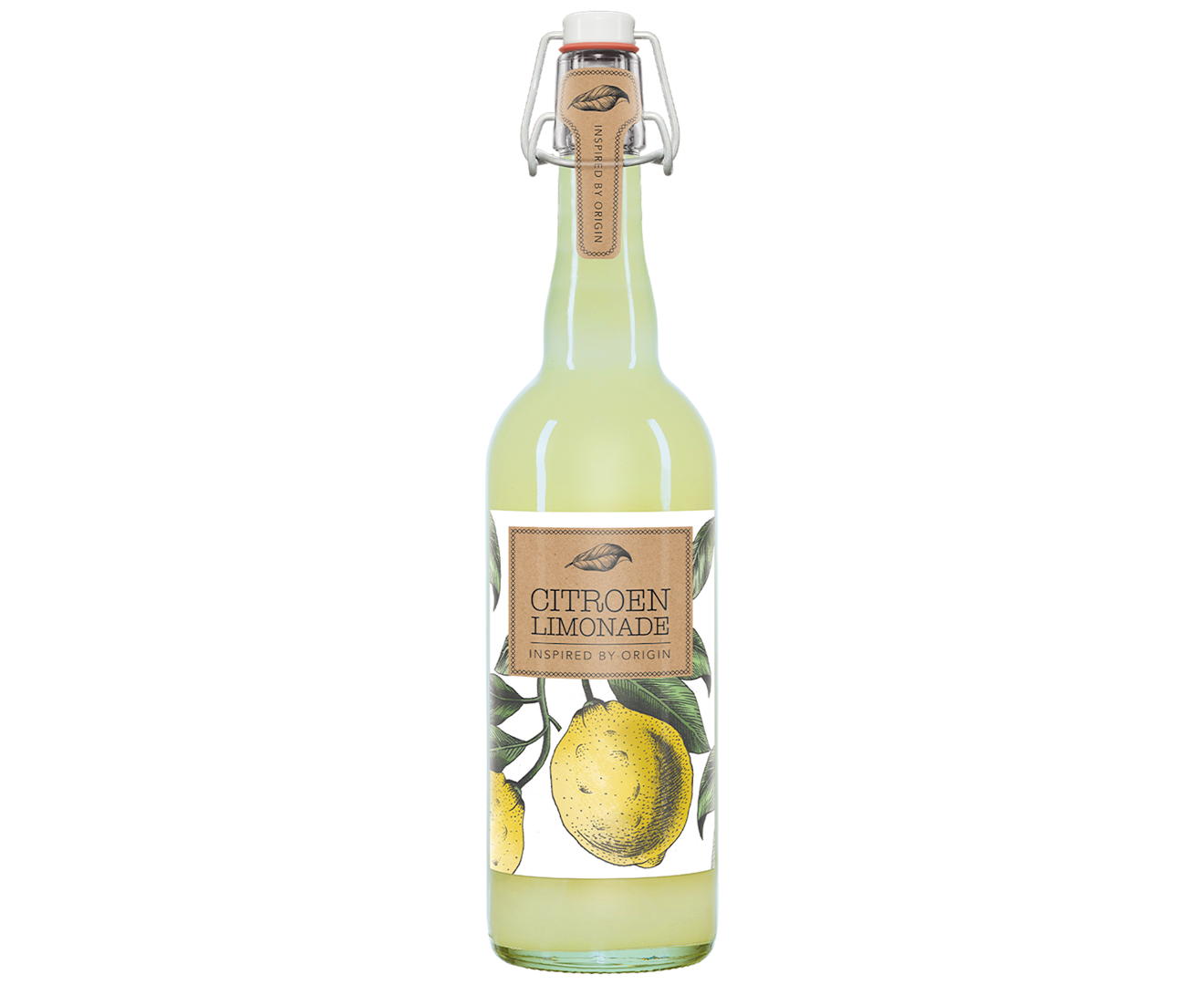 Productafbeelding Limonade Inspired by origin 750ml fles