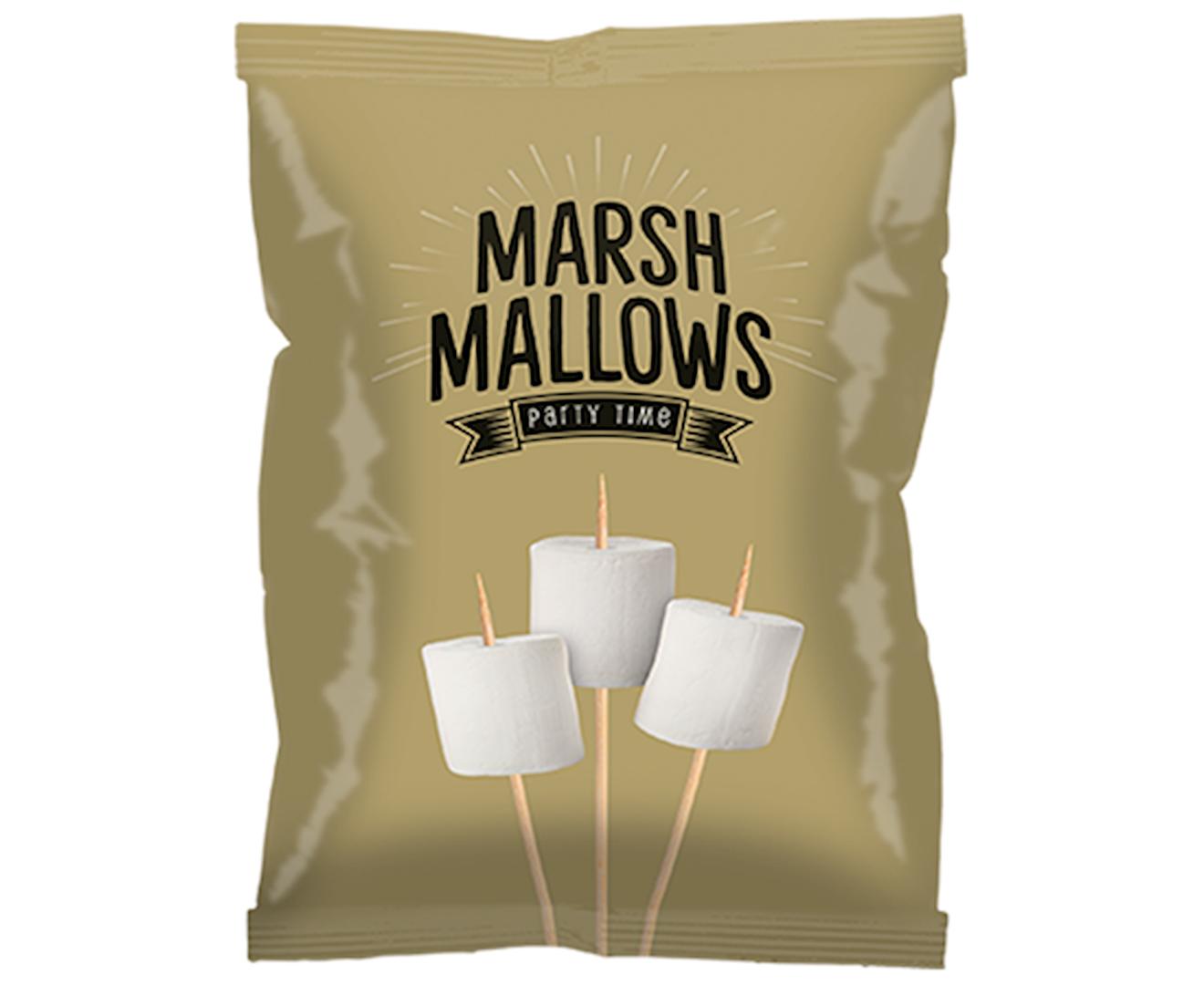 Productafbeelding Marshmallows Goud 150g zak