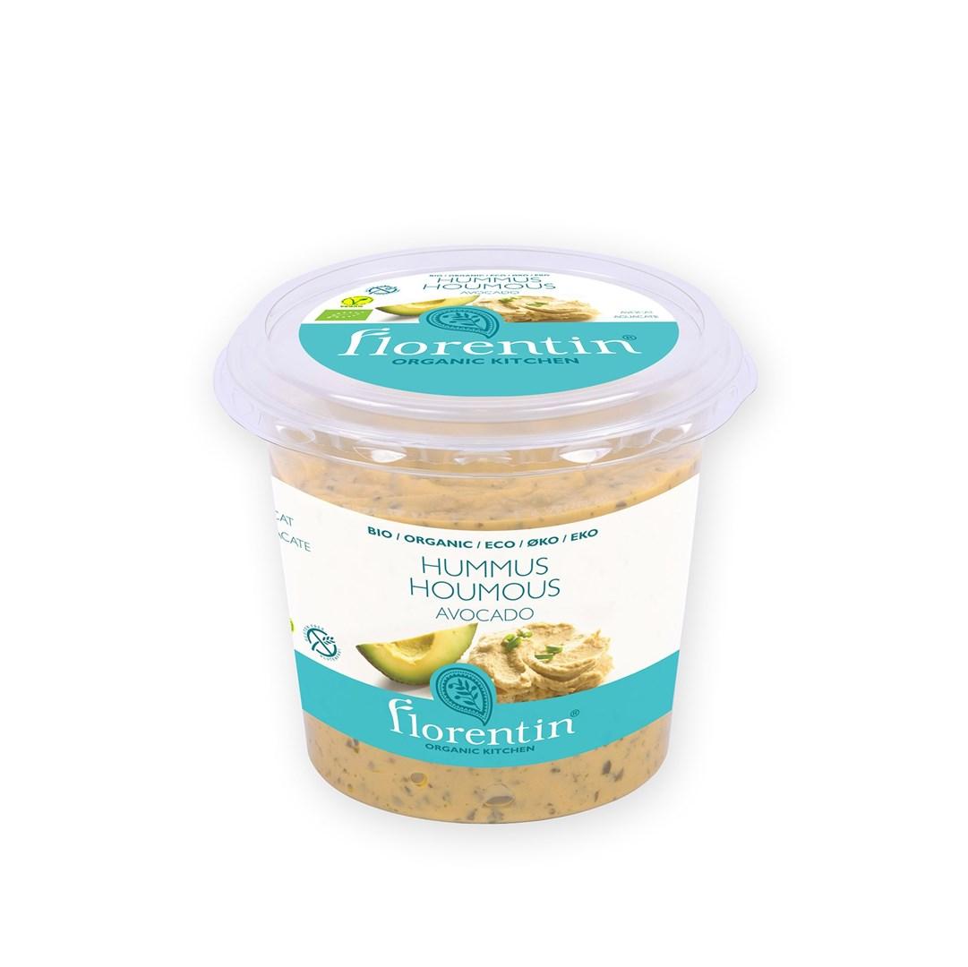 Productafbeelding Florentin Bio hummus Avocado  500 gram