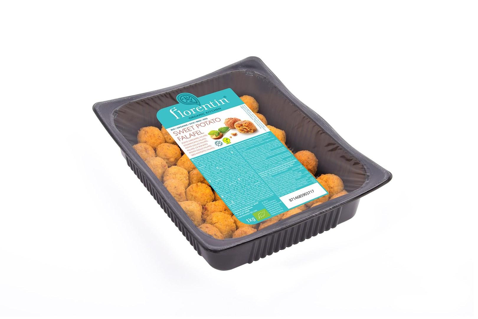 Productafbeelding Florentin zoete aardappel Falafel 1kg
