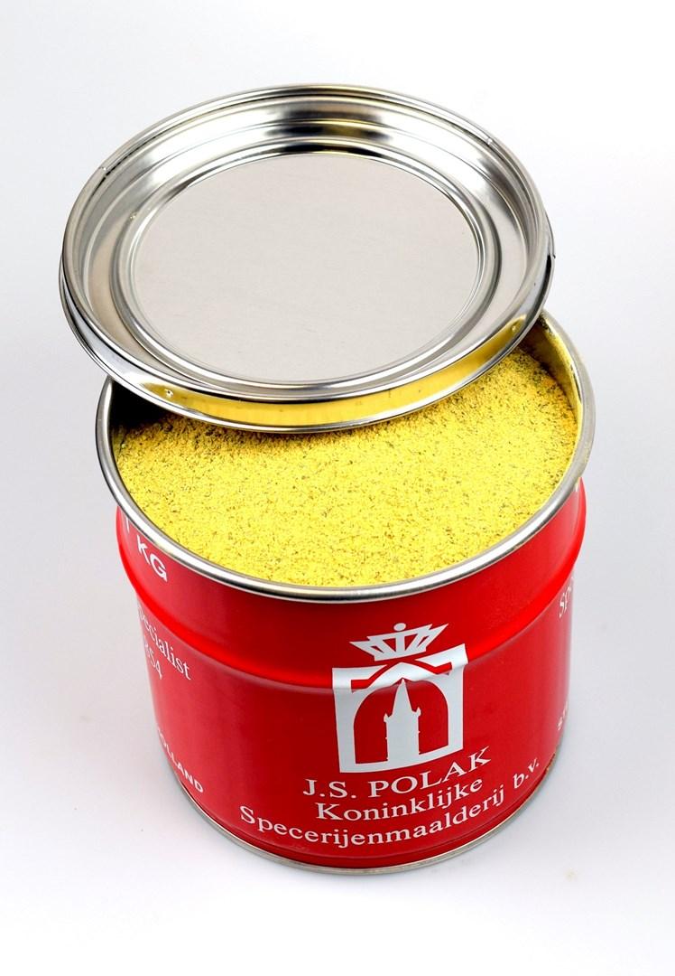 Productafbeelding Knoflook-pepermelange 1 kg blik