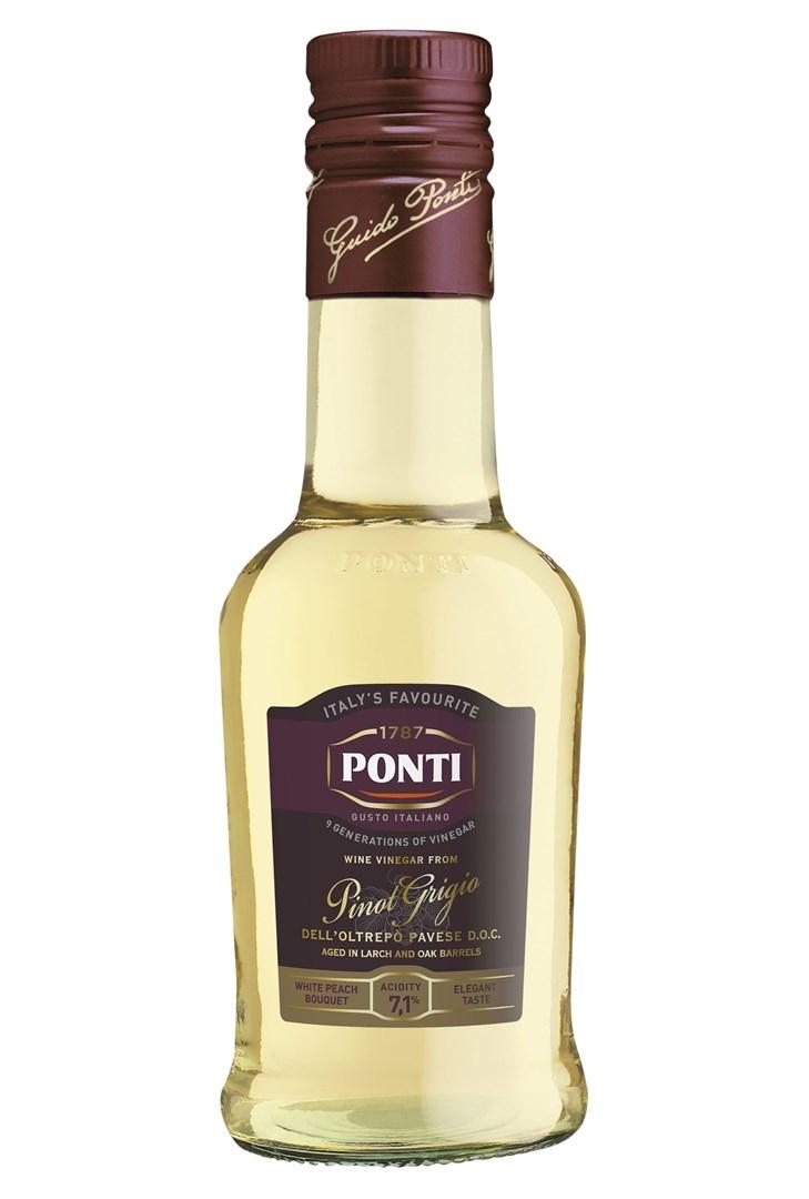 Productafbeelding Ponti Wijnazijn from Pinot Grigio 250 ml Fles
