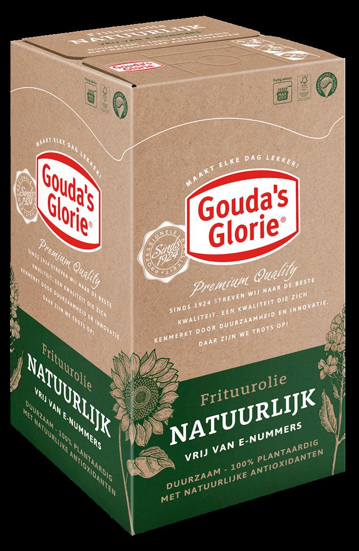 Productafbeelding Gouda's Glorie Natuurlijk Frituurolie