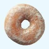 Productafbeelding Gesuikerde donuts