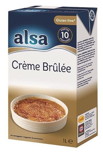 Productafbeelding Alsa Creme Brulee vloeibaar 6x1L