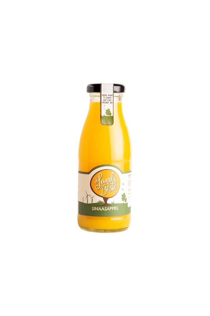 Productafbeelding sLandsBeste Sinaasappel, fles 0,25L